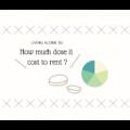 アラサー女子の一人暮らし、家賃の目安はお給料のどれくらい?