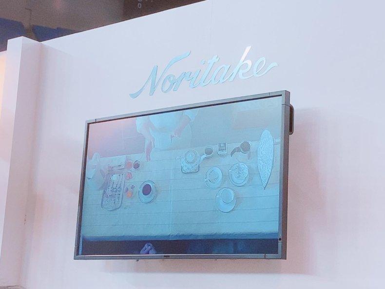 ノリタケ テーブルウェアフェスティバル2020に行ってきました♡