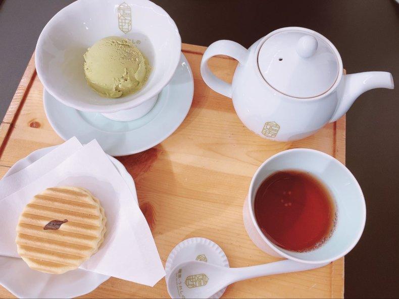 喫茶うれしの テーブルウェアフェスティバル2020に行ってきました♡