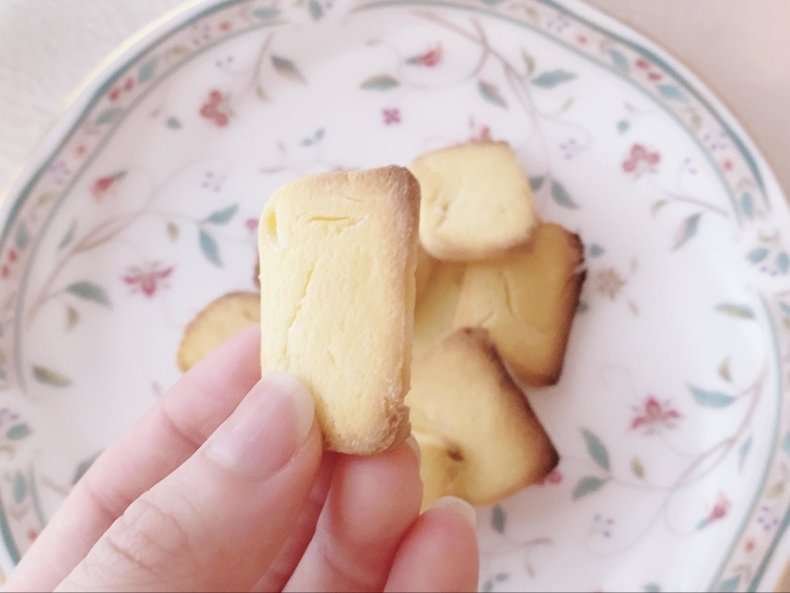 トースターでできる!簡単米粉のクッキーの作り方。