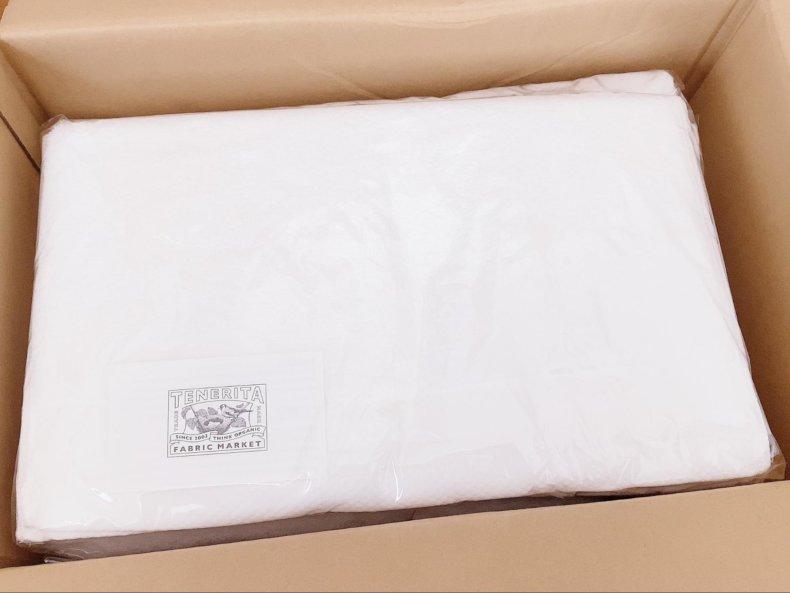 新しい年はふかふかのバスタオルで♡テネリータの福袋を購入!
